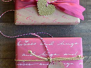 Готовимся ко дню всех влюблённых! | Ярмарка Мастеров - ручная работа, handmade