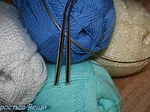 Азы вязания спицами   Ярмарка Мастеров - ручная работа, handmade