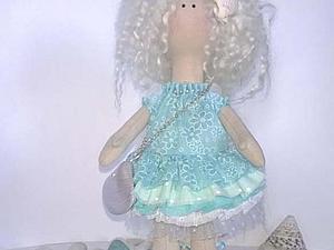 Мастер-класс по изготовлению тела для куколки-большеножки. Ярмарка Мастеров - ручная работа, handmade.