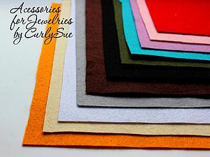 Новое поступление бисера и фетра , кабошонов для вышивки | Ярмарка Мастеров - ручная работа, handmade