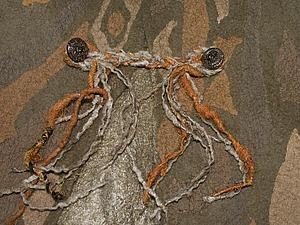 Как укрепить борта в изделии из тонкого войлока. Ярмарка Мастеров - ручная работа, handmade.