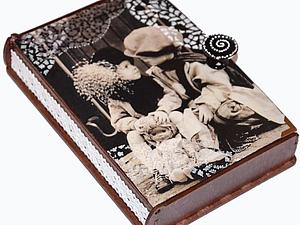 "Кружевная винтажная ключница ""Первая любовь."". Ярмарка Мастеров - ручная работа, handmade."