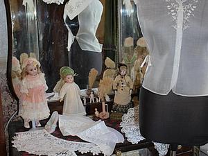 Коллекция французских винтажных воротников | Ярмарка Мастеров - ручная работа, handmade