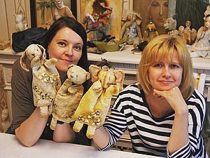 Добрые игрушки | Ярмарка Мастеров - ручная работа, handmade