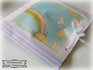 Делаем оригинальную упаковку  подарка для малыша. Ярмарка Мастеров - ручная работа, handmade.