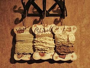 МК винтажные катушки для кружев. Легко и быстро. | Ярмарка Мастеров - ручная работа, handmade