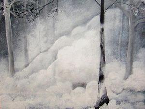 Маленькие  рассказики. Зима  пришла. | Ярмарка Мастеров - ручная работа, handmade