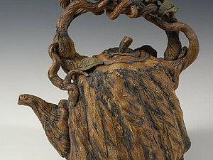 Природа вдохновляет: потрясающая керамика от Ян Коленда   Ярмарка Мастеров - ручная работа, handmade
