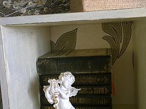 Покраска полок из ЛДСП. Ярмарка Мастеров - ручная работа, handmade.