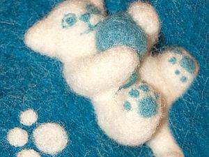 Котята к празднику   Ярмарка Мастеров - ручная работа, handmade