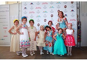 BORODULINS kids в новом сезоне на Mercedes-Benz Fashion Week Russia   Ярмарка Мастеров - ручная работа, handmade