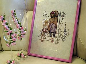 Оригинальный подарок на свадьбу | Ярмарка Мастеров - ручная работа, handmade