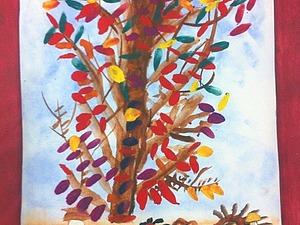 Рисование для детей, группа 3-5 лет. | Ярмарка Мастеров - ручная работа, handmade