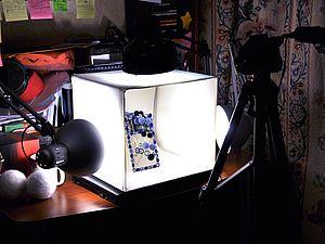 Как выбрать лайткуб и фотографировать в нем: личный опыт   Ярмарка Мастеров - ручная работа, handmade