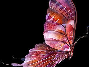 Проект Бабочка Продолжение | Ярмарка Мастеров - ручная работа, handmade