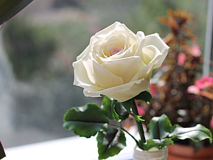 Памятка по уходу за цветами из полимерной глины   Ярмарка Мастеров - ручная работа, handmade