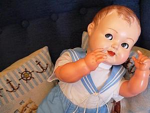 Реставрация кукол из тортулона, винила и различных пластмасс. | Ярмарка Мастеров - ручная работа, handmade