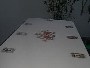 Стол в морском стиле. Ярмарка Мастеров - ручная работа, handmade.