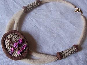 Мастер-класс по имитации «бамбуковой соломки» | Ярмарка Мастеров - ручная работа, handmade