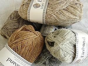 Натуральная шерсть вязание