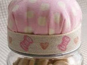 Вторая жизнь баночек от детского питания | Ярмарка Мастеров - ручная работа, handmade