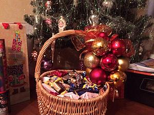 Быстрый сладкий подарок к Новому году | Ярмарка Мастеров - ручная работа, handmade