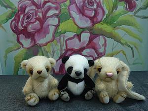 Фотоотчет МК по игрушкам 10 см (28.02-01.03). Ярмарка Мастеров - ручная работа, handmade.