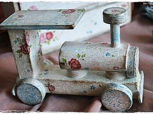 Шебби-шик для Елены | Ярмарка Мастеров - ручная работа, handmade
