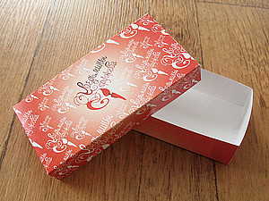 Как собрать коробку «крышка-дно» из заготовки. Ярмарка Мастеров - ручная работа, handmade.
