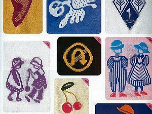 Жаккарды, орнаментные рисунки | Ярмарка Мастеров - ручная работа, handmade