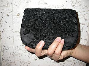 Шьем клатч (вечернюю сумочку) | Ярмарка Мастеров - ручная работа, handmade