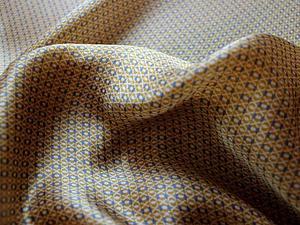 Мужской шейный платок ручной работы за 1000 | Ярмарка Мастеров - ручная работа, handmade