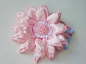 Как быстро сделать серединку цветка из бусин или бисера. Ярмарка Мастеров - ручная работа, handmade.