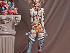 Куклы, которые потрясают! Часть№1. | Ярмарка Мастеров - ручная работа, handmade