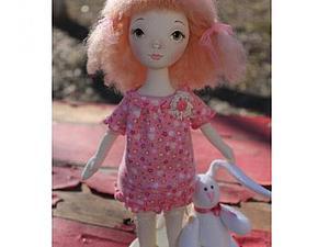 Аукцион!!! милая рыженькая куколка))) | Ярмарка Мастеров - ручная работа, handmade