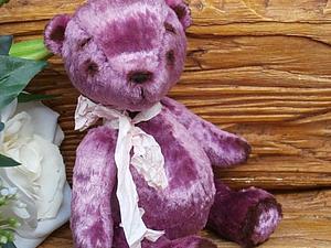 Многолотовый Аукцион с Нуля!!!! Тедди мишки ищут дом!!!!   Ярмарка Мастеров - ручная работа, handmade