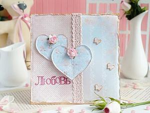 Большая романтическая конфетка! | Ярмарка Мастеров - ручная работа, handmade