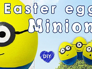 Видео мастер-класс: делаем пасхальные яйца