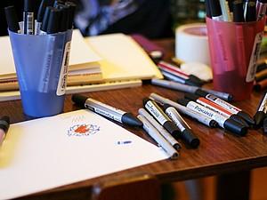 Маркеры - свобода творчества! 26 октября -последнее место осталось | Ярмарка Мастеров - ручная работа, handmade