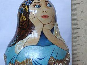 Техника двойного мазка на примере урало-сибирской росписи | Ярмарка Мастеров - ручная работа, handmade