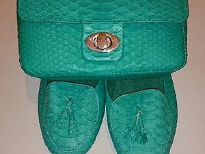 Новая коллекция аксессуаров и обуви из кожи! | Ярмарка Мастеров - ручная работа, handmade