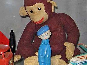 Выставка-продажа старых игрушек 20-80-х гг. ХХвека | Ярмарка Мастеров - ручная работа, handmade