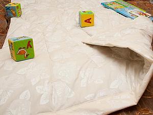 Утепляем одеяло натуральной шерстью | Ярмарка Мастеров - ручная работа, handmade