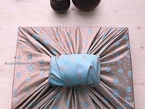 Фурошики — упаковка по-японски | Ярмарка Мастеров - ручная работа, handmade