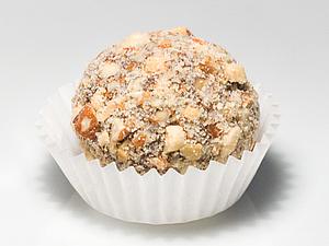 Шоколадные конфеты ручной работы - ореховые трюфели. Ярмарка Мастеров - ручная работа, handmade.