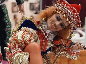 X Международный салон кукол. Куклы   Ярмарка Мастеров - ручная работа, handmade