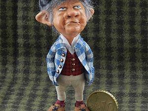 Концепция создания маленьких кукол. Ярмарка Мастеров - ручная работа, handmade.