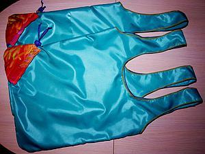 Удобная хозяйственная сумка-трансформер своими руками. Ярмарка Мастеров - ручная работа, handmade.