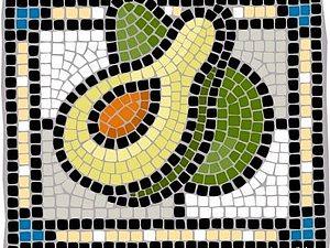 МК по декоративной мозаике. Создание панно. | Ярмарка Мастеров - ручная работа, handmade