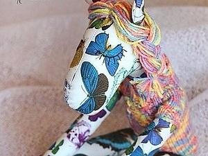 Мини коллекция спящих лошадок | Ярмарка Мастеров - ручная работа, handmade